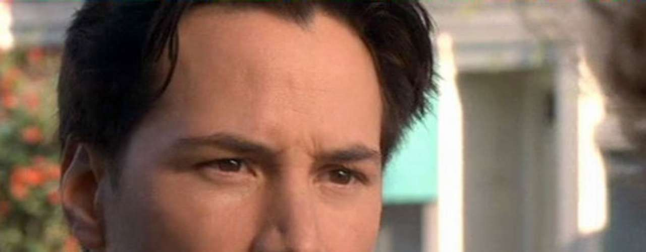 Keanu Reeves. Nelson Moss in 'Sweet November'