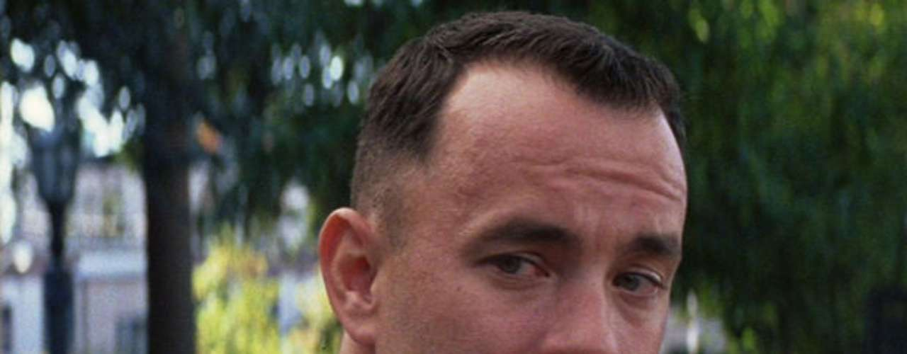 Tom Hanks. Forrest Gump in \