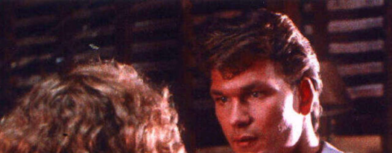 Patrick Swayze. Johnny Castle in \