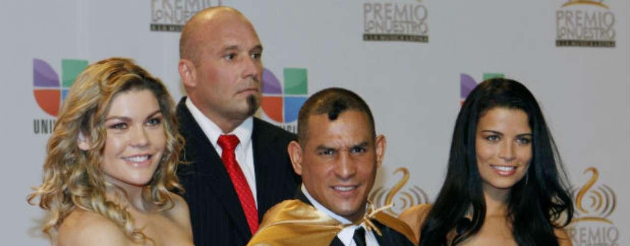 Apenas en febrero de este año se le vio en la entrega de los Premios Lo Nuestro.