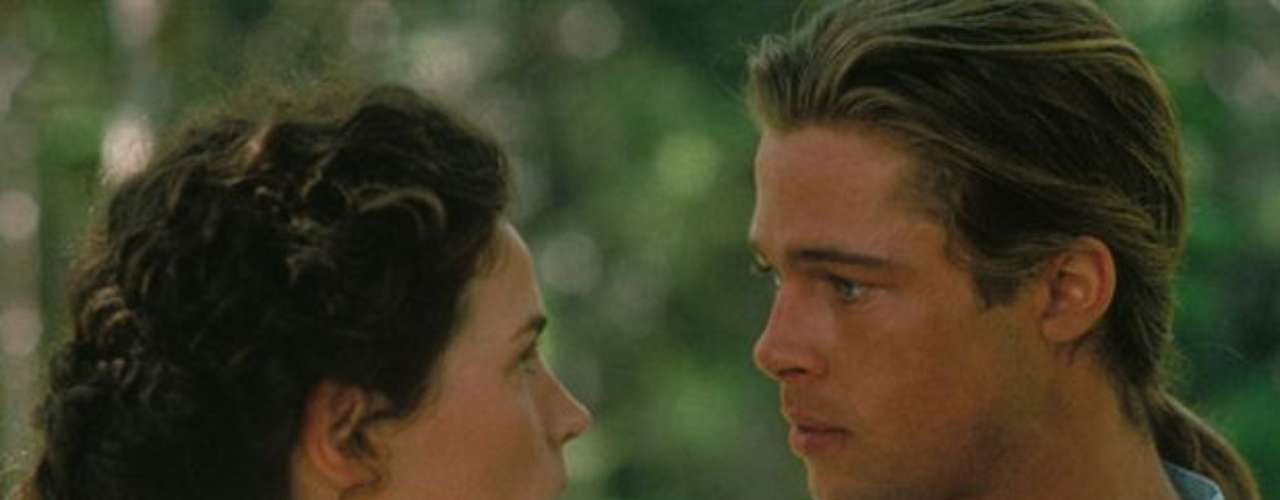 Brad Pitt. Tristan in 'Legends of the Fall'