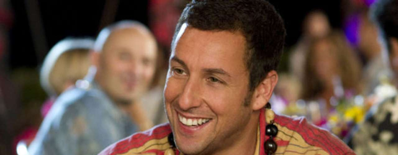 Adam Sandler. Henry Roth in '50 First Dates'