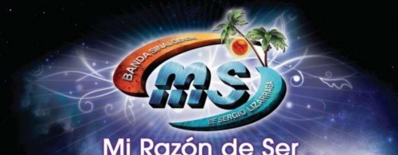 La Banda Sinaloense Ms De Sergio Lizárraga, lanzó a la venta física y digital su nuevo álbum \
