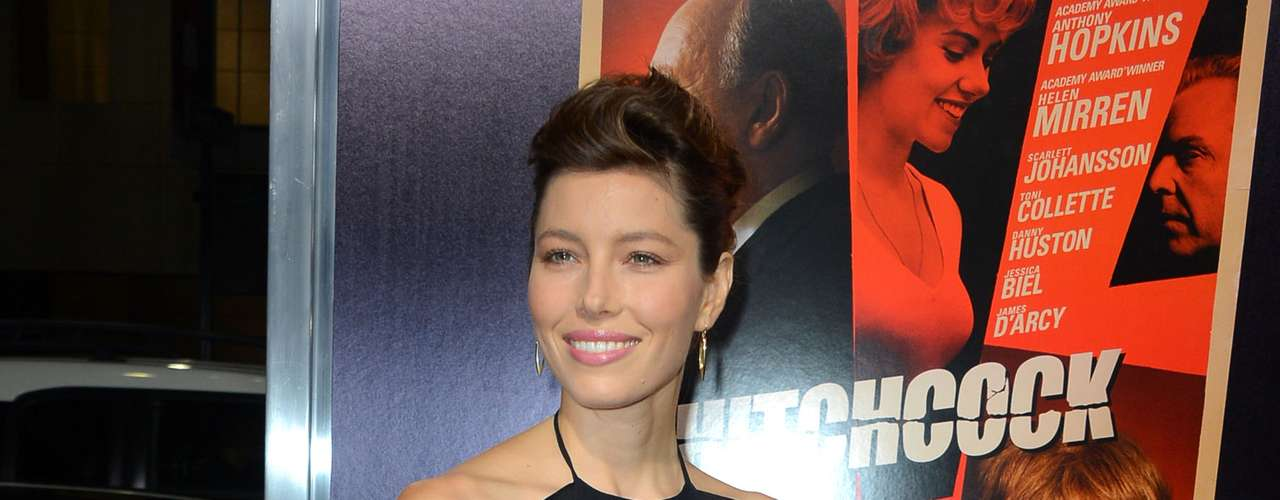 What did you think of Jessica Biel's outfit at the \