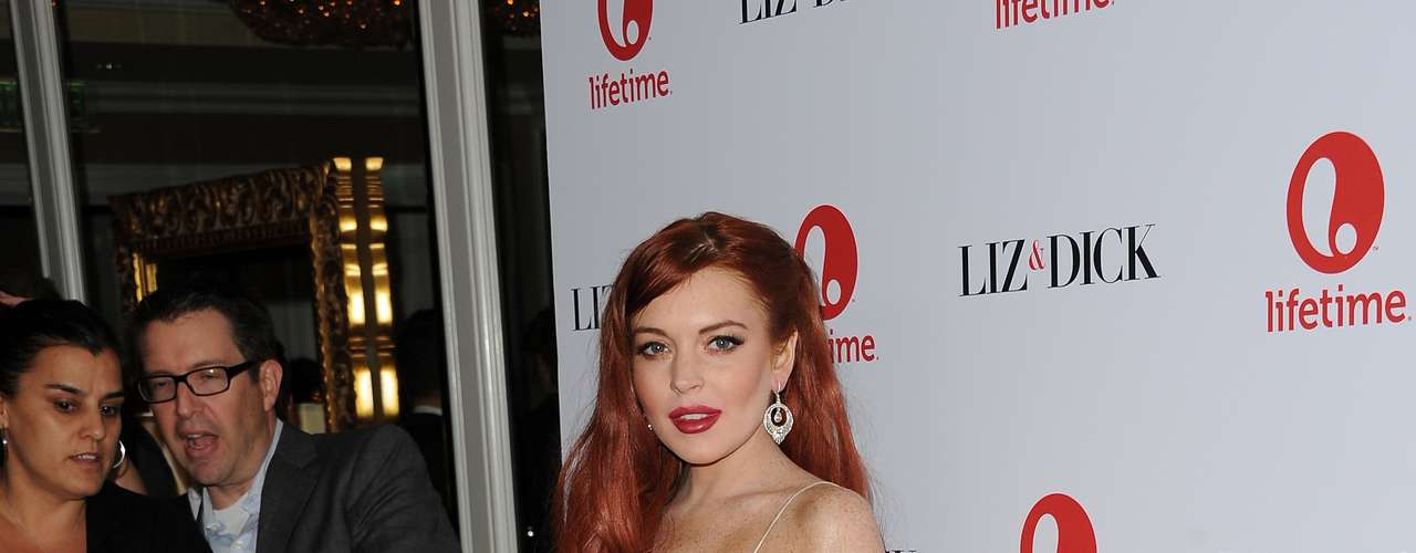 It was nice to see Lindsay Lohan so fresh at the \