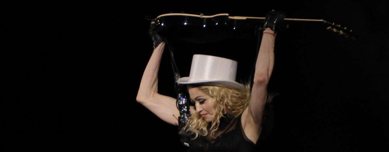 Argentina le tiene un cariño especial, además de sus conciertos la cantante filmó en Buenos Aires la película 'Evita'. Será en el país sureño en donde termine su gira actual.