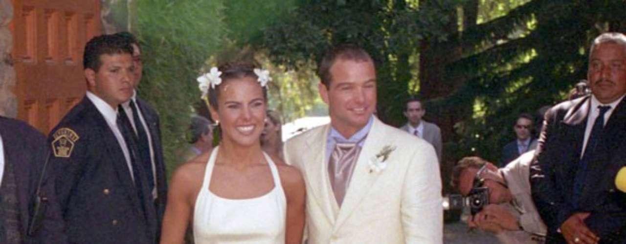Kate del Castillo reveló que era golpeada por su entonces esposo, el ex jugador y comentarista Luis García.
