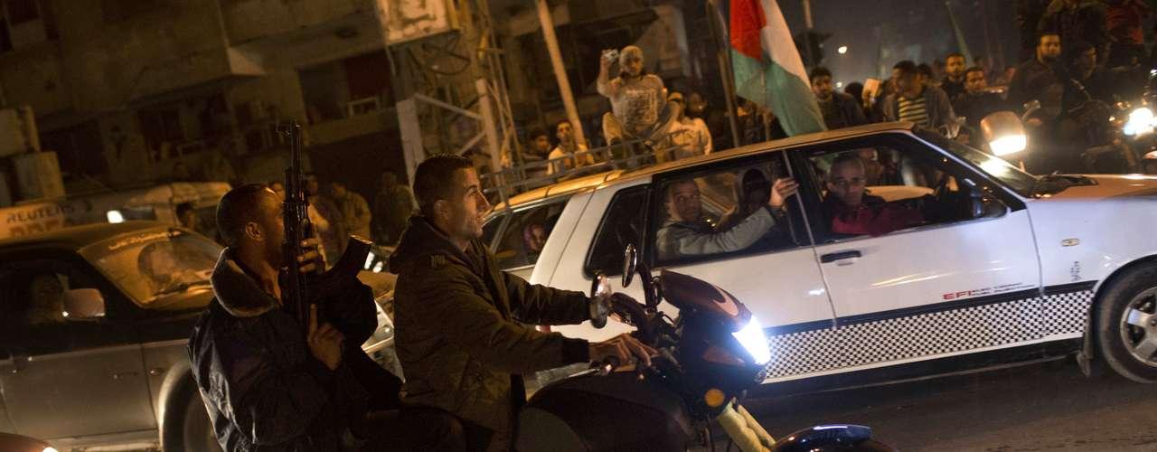 La población de la franja está hoy convencida de que esta tregua durará, que llevará al levantamiento de las restricciones de acceso a su territorio y que los palestinos, por fin, volverán a tener pronto un gobierno de unidad.