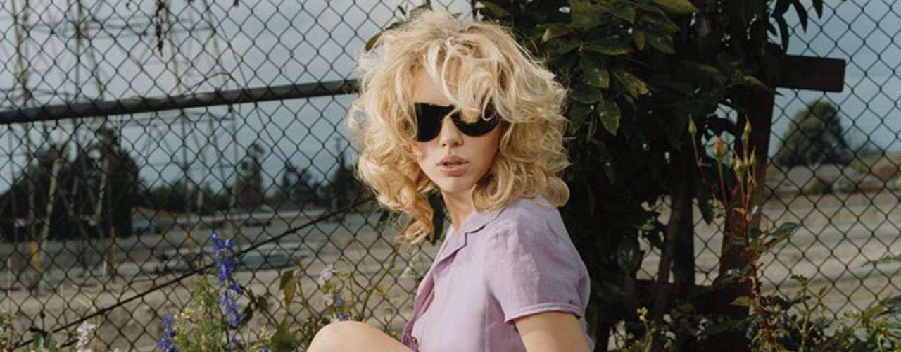 Scarlett Johansson debutó en la gran pantalla con la película 'North' (1994).
