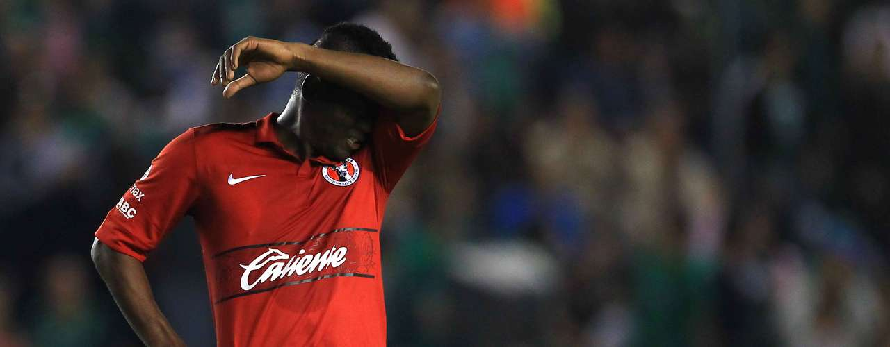 Xolos react after a loss that could mean elimination.