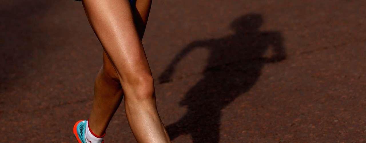 6. Utiliza el equipo adecuado y que tu calzado sea cómodo.