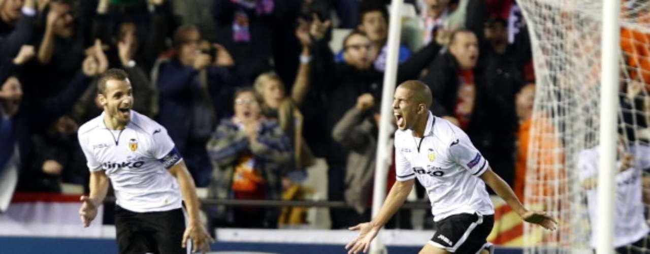 Sábado 24 de noviembre - Valencia enfrenta como visitante al Málaga en un partido muy atractivo en España