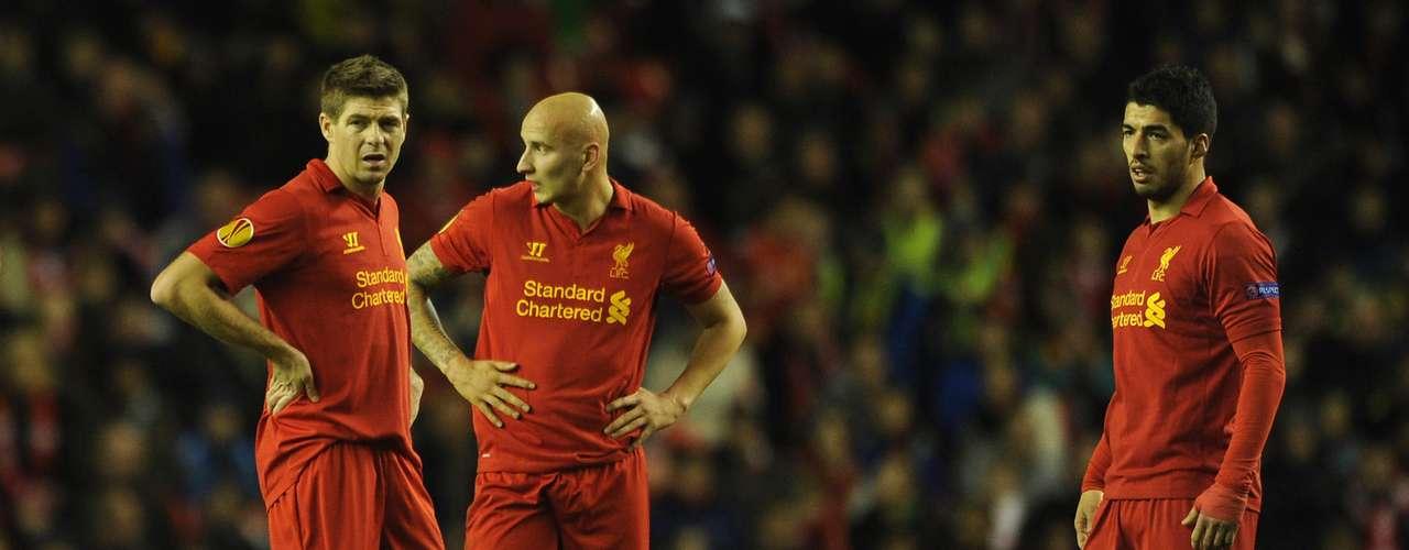 Domingo 25 de noviembre - Liverpool visita al Swansea en duelo de la jornada 13 de la Premier League