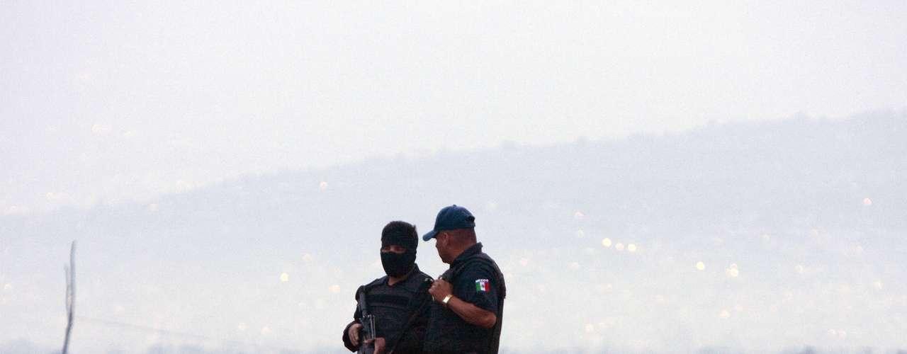 Las autoridades mexicanas dijeron que el presunto delincuente será puesto en las próximas horas a disposición de Estados Unidos \