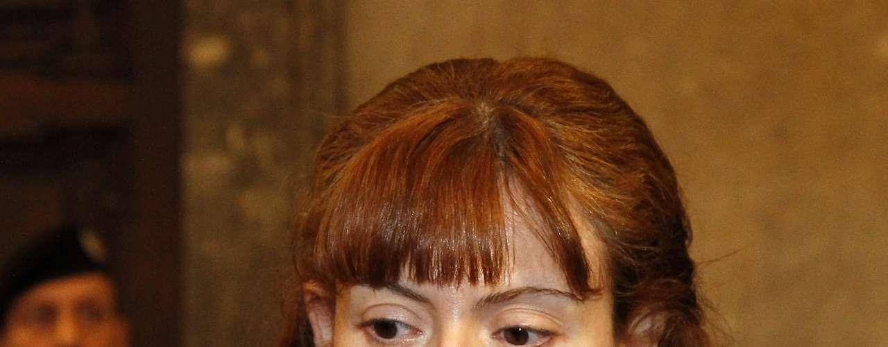 Goidsargi Estibaliz Carranza Zabala, de 34 años, conocida como \