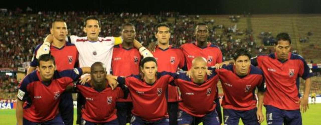 Pero en Colombia, Deportivo Independiente Medellín (DIM) es su 'calca'.