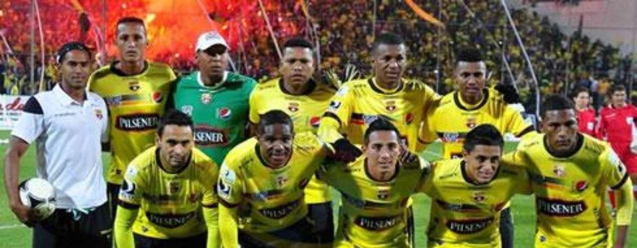 No obstante, en Ecuador, el Barcelona de Guayaquil también tiene su historia ganadora a nivel local.