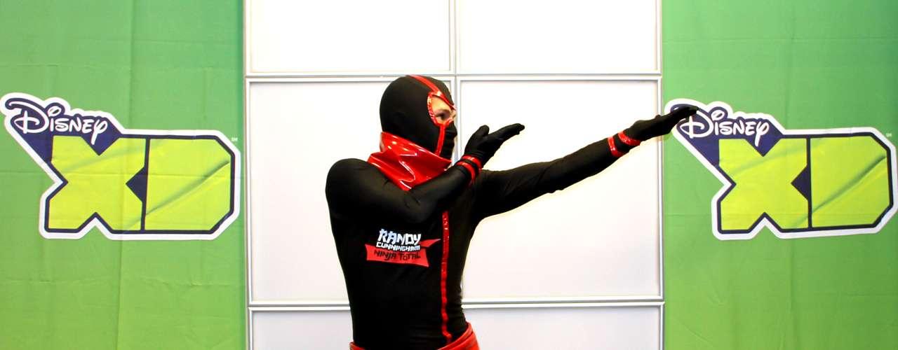 'Seishin-teki kyoyo' - Para ser un buen ninja es muy importante tener disciplina.