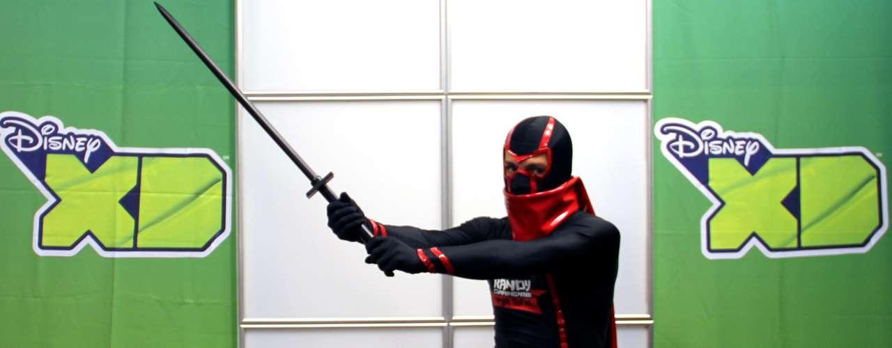 'Kenjutsu' - El Ninjutsu no es sólo un arte marcial, sino un sistema de habilidades que sirve para desarrollar capacidades.