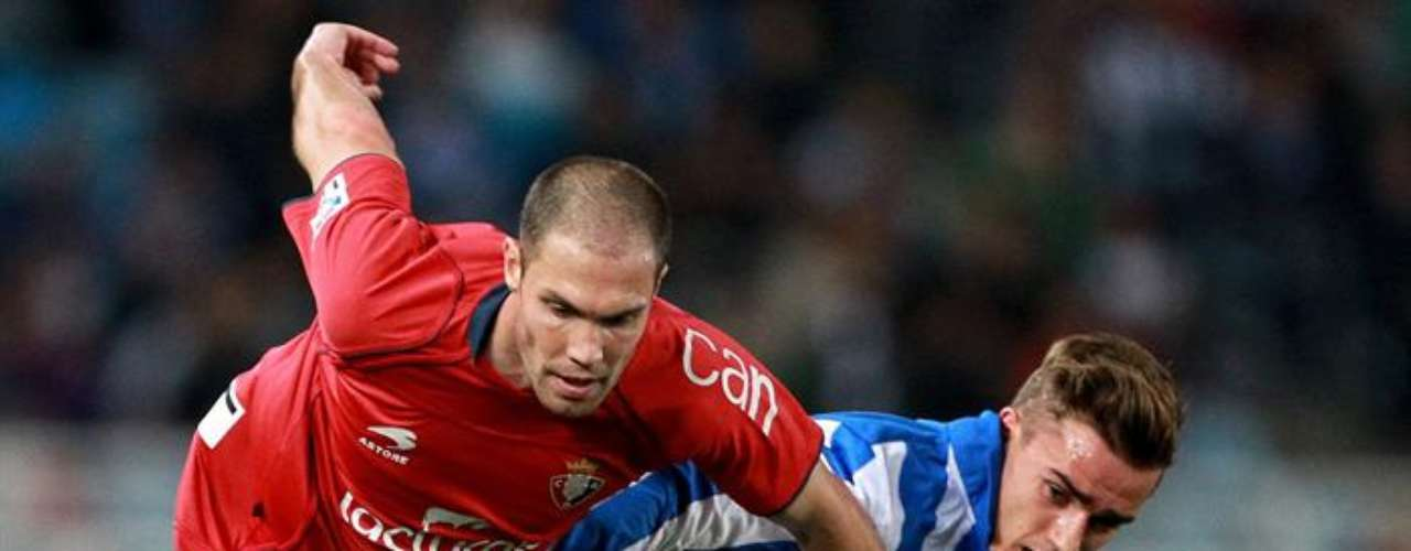Real Sociedad no pudo con Osasuna; empataron sin goles.