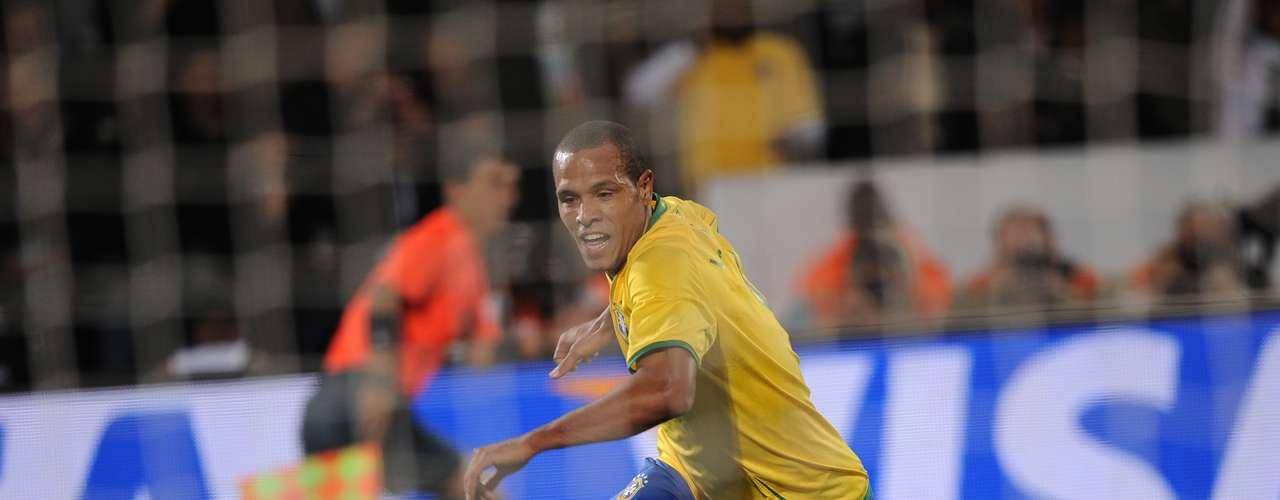 Luis Fabiano, en Sudáfrica 2009, fue el último goleador del torneo con 5 anotaciones.