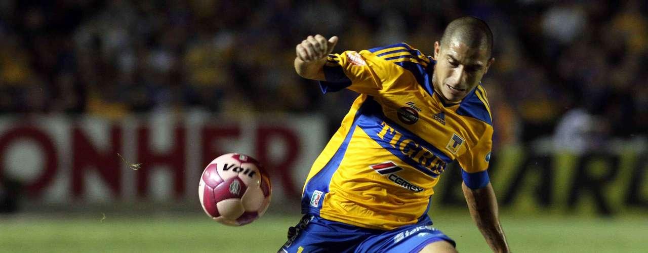 Danilinho regresa a Tigres.