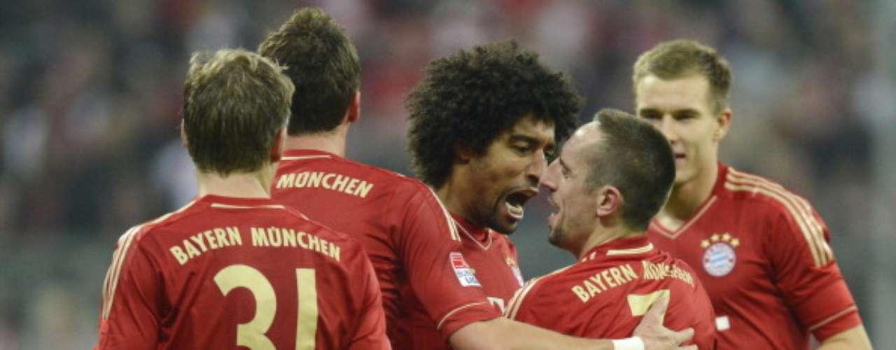 miércoles 28 de noviembre - Bayern Munich visita al Friburgo en duelo de la Bundesliga