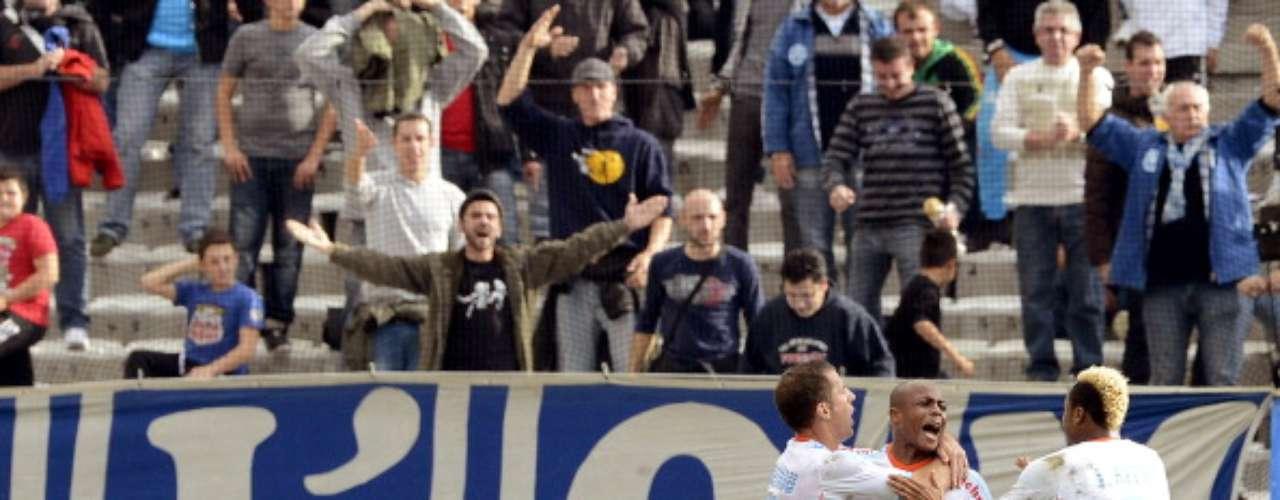 miércoles 28 de noviembre - Marsella y Lyon disputan el partido pendiente en la Liga de Francia en busca de la cima