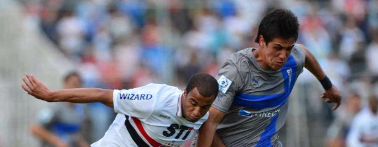 miércoles 28 de noviembre - Sao Paolo y la U. Católica buscan el pase a la Final de la Copa Sudamericana