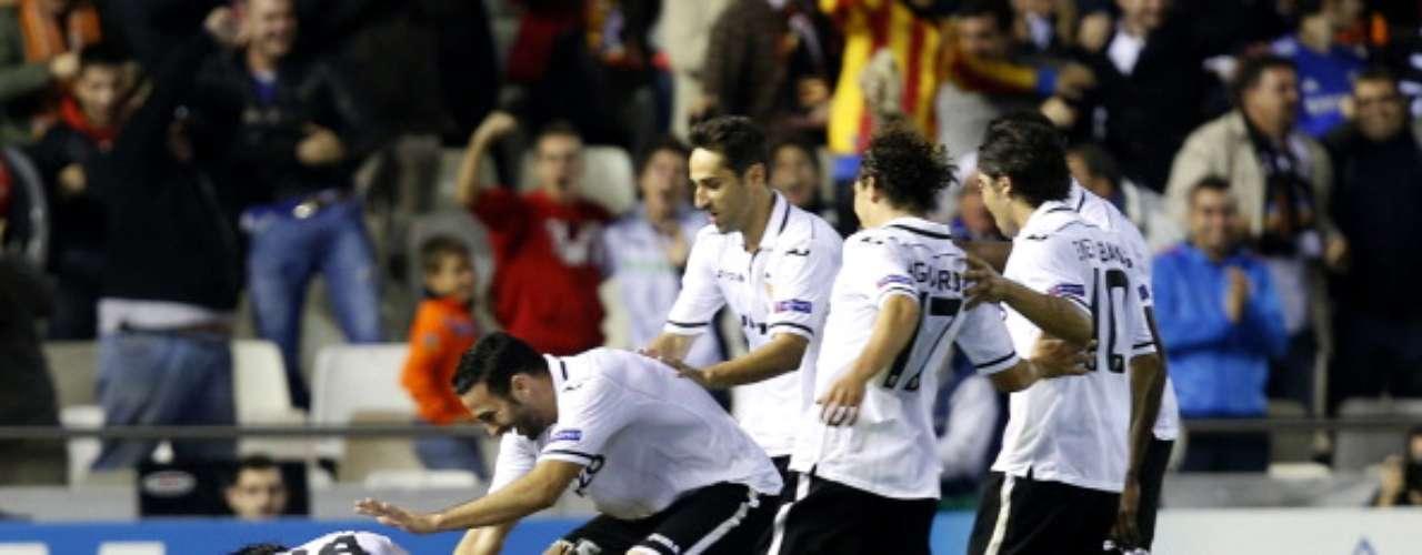 miércoles 28 de noviembre - Valencia se mide en Mestalla en la Copa del Rey ante el Llangostera
