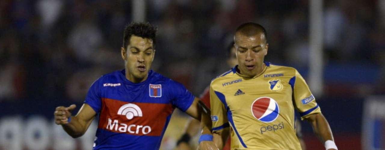 jueves 29 de noviembre - Millonarios y Tigres disputan el pase a la Final de la Copa Sudamericana