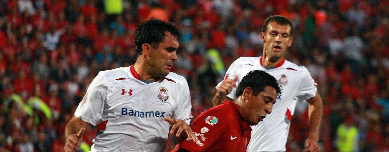 jueves 29 de noviembre - Tijuana recibe a Toluca en el partido de Ida de la Final del Apertura 2012 de la Liga MX