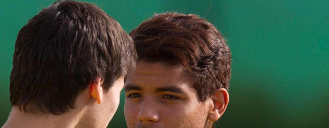 Jonathan dos Santos no fue conovocado por el Barcelona, que vapuléo 4-0 al Levante.