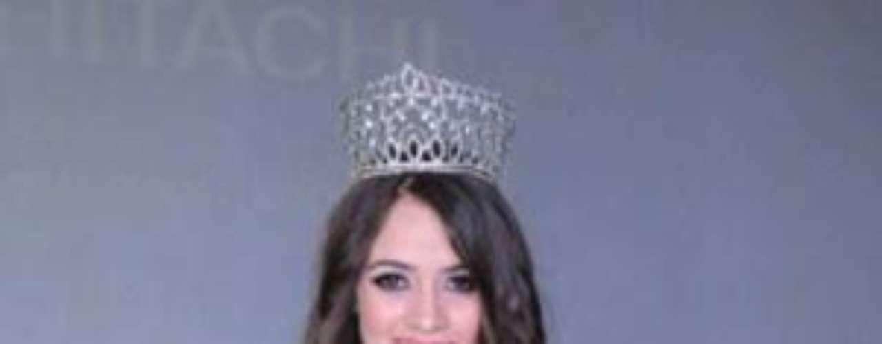 La participante en concursos de belleza medía 1.70 metros y su carrera apenas estaba despuntado.