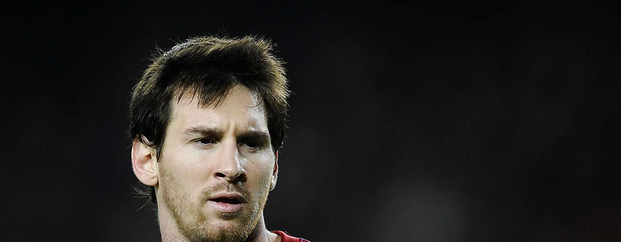 Messi makes the list for the second time after scoring 59 goals in all competitions in 2011 for Barcelona and Argentina.