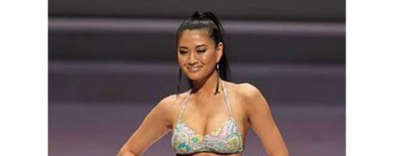 Japón cuenta actualmente con 2 Miss Universos y ocupa la posición numero 8 de los países más exitosos en el concurso de belleza.