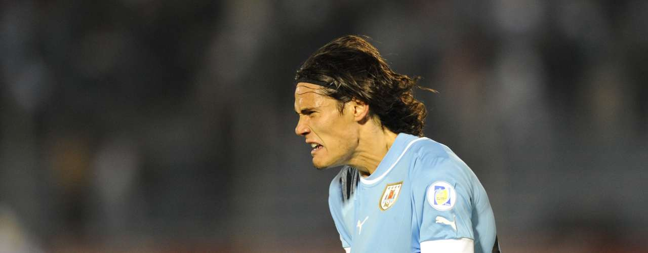 With great performances in Italy with Napoli, Edinson Cavani has already delivered for Uruguay in the 2010 World Cup and 2011 Copa America.