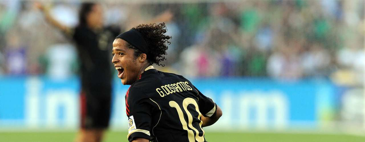 Motivated by winning the gold medal at London 2012, Giovani Dos Santos will look to regain the starting spot with Mexico at the Confederations Cup.