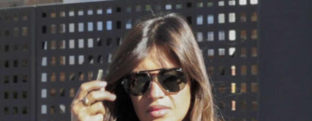 El de Sara Carbonero también fue publicado en Twitter.