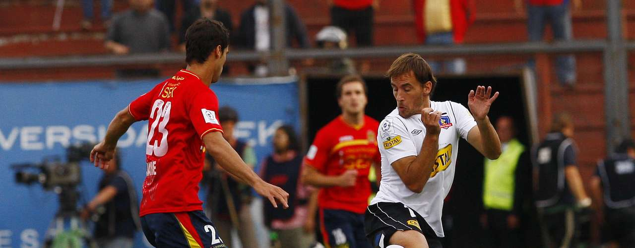 Cuadro hispano realizó un notable segundo tiempo para superar a su rival por 3-1. Revancha se efectuará el domingo en el Estadio Monumental.