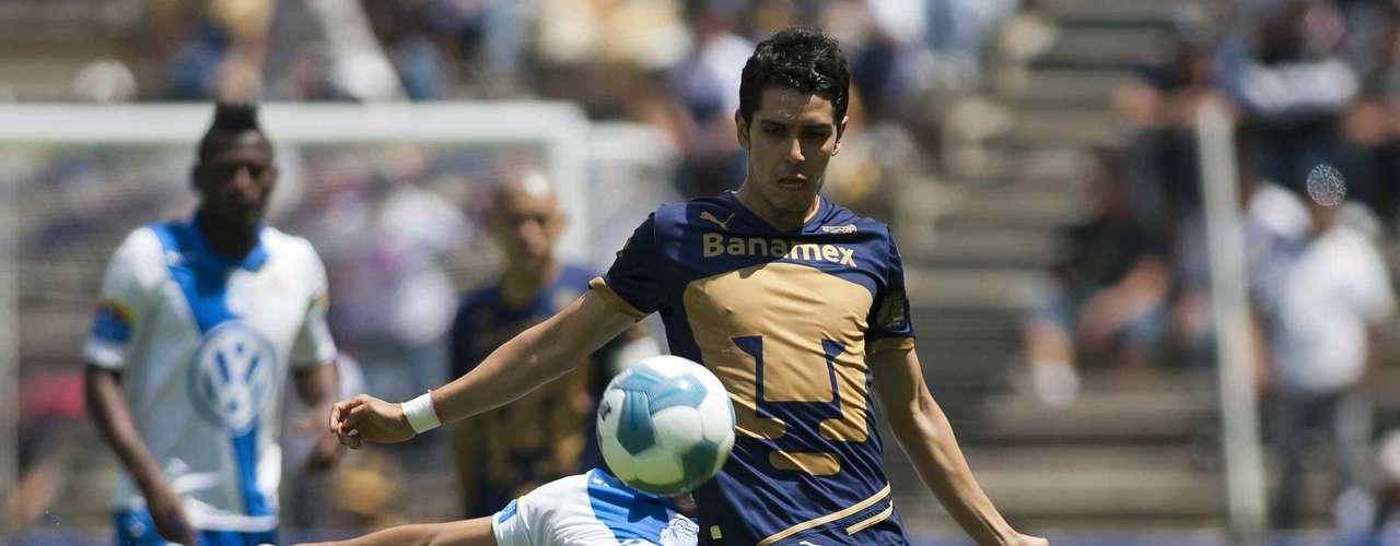 David Cabrera de Pumas está en la mira de Cruz Azul