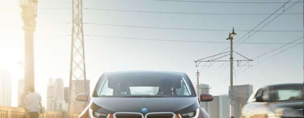 Fotos BMW i3 Coupé Concept