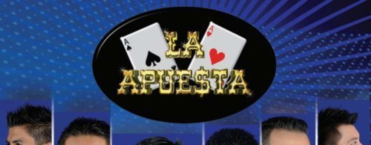 El grupo La Apuesta, liderado por los hermanos Enrique y Juan Casaos, sigue en la onda del ritmo duranguense con el lanzamiento de su material discográfico número 13, \