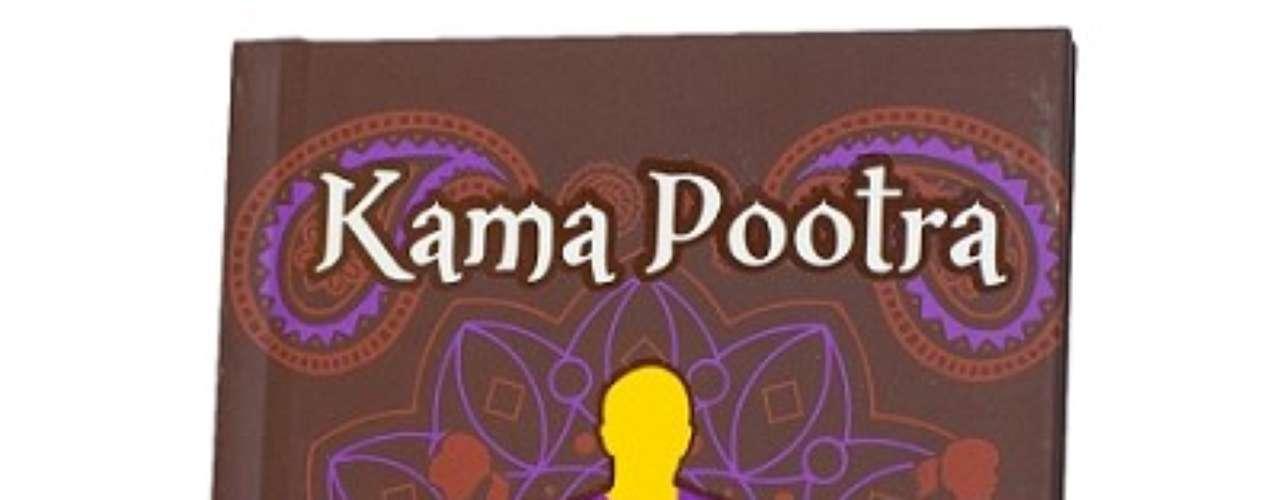 Kamapootra: para inspirar nuevas posiciones para hacer po po. 115 posiciones para practicar en todas tus sesiones en el baño. Qué originilidad...