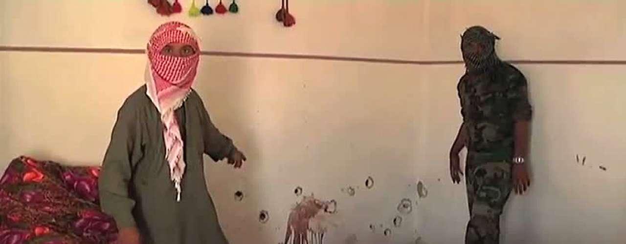 6 de junio: En Siria ocurrió una nueva masacre en dos aldeas de la provincia de Hama.