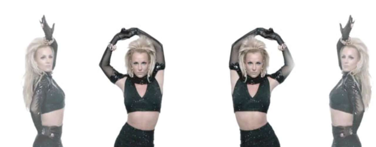 Britney may be a guest vocalist on will.i.am's new single 'Scream and Shout' but when it comes to music video for the track she's the star. See Brit work her voluminous hair and tight sexy body in the hottest scenes from the clip in the pictures ahead.