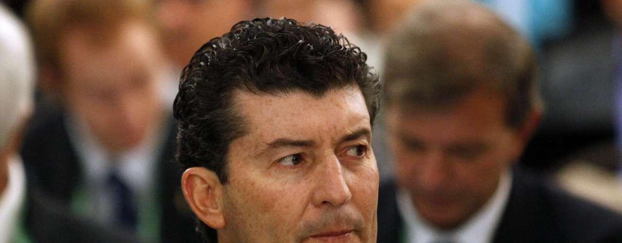 El estratega de México, José Manuel 'Chepo' de la Torre, también tomó parte del taller.