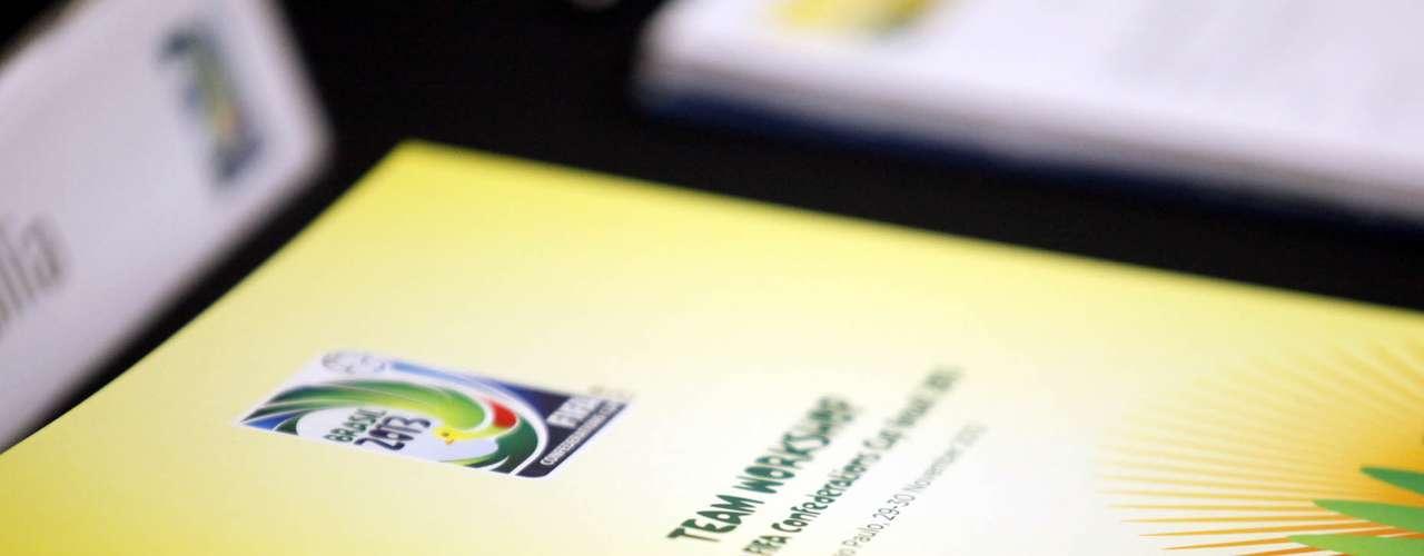 El taller pretende ayudar a los representantes de los equipos participantes a ver las cuestiones relacionadas a hospedaje, traslado y competencia.