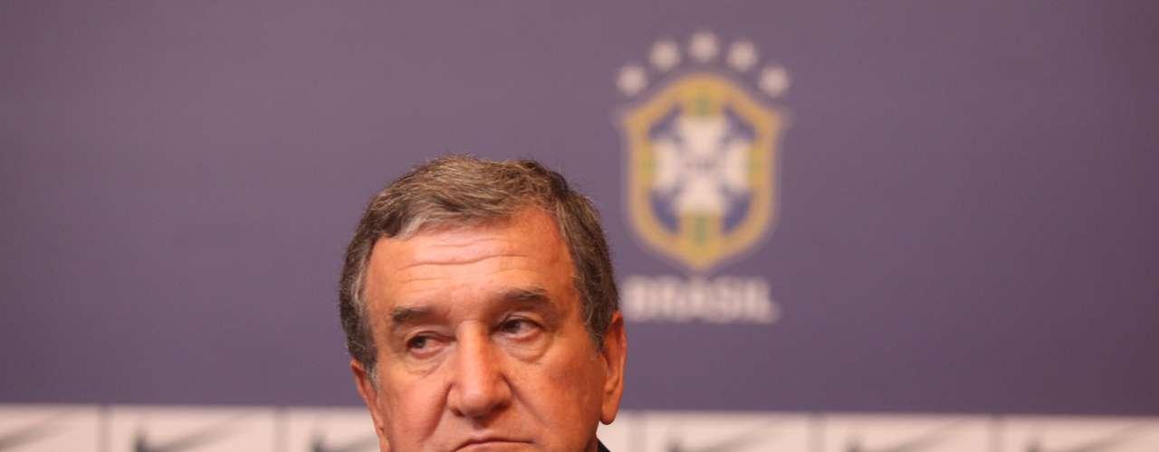 Parreira agradeció a los federativos brasileños la confianza depositada en él para colaborar una vez más con las selecciones.