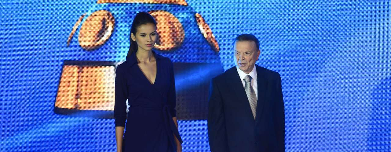 El presidente de la Confederación Brasileña de Fútbol (CBF), José María Marín, dijo que Brasil utilizará la Copa Confederaciones en 2013 para presentar al mundo sus instalaciones.